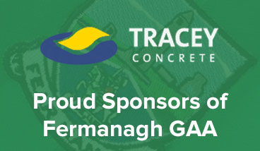 Tracey Concrete- Official Sponsors of Fermanagh GAA