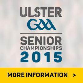 Ulster Senior Football Championships 2015