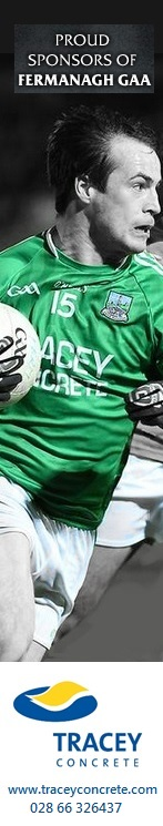 Tracey Concrete - Proud Sponsors of Fermanagh GAA