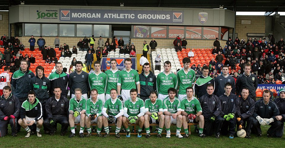 Welcome to the new Fermanagh GAA Website
