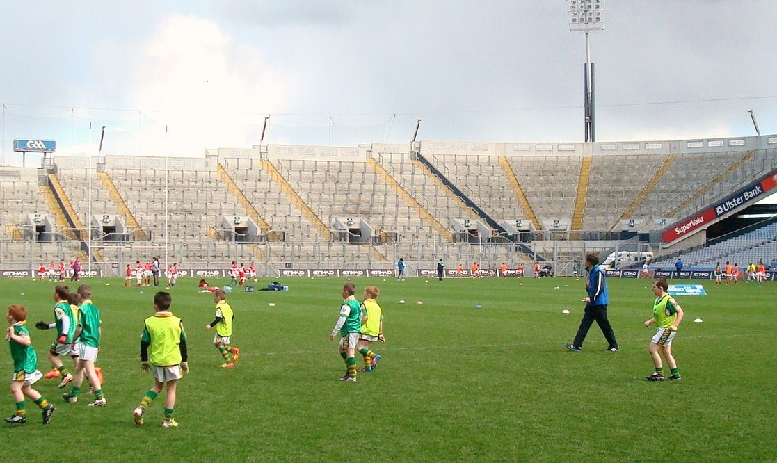 "Croke Park ""Activity Day"" Wednesday 11th April 2012"