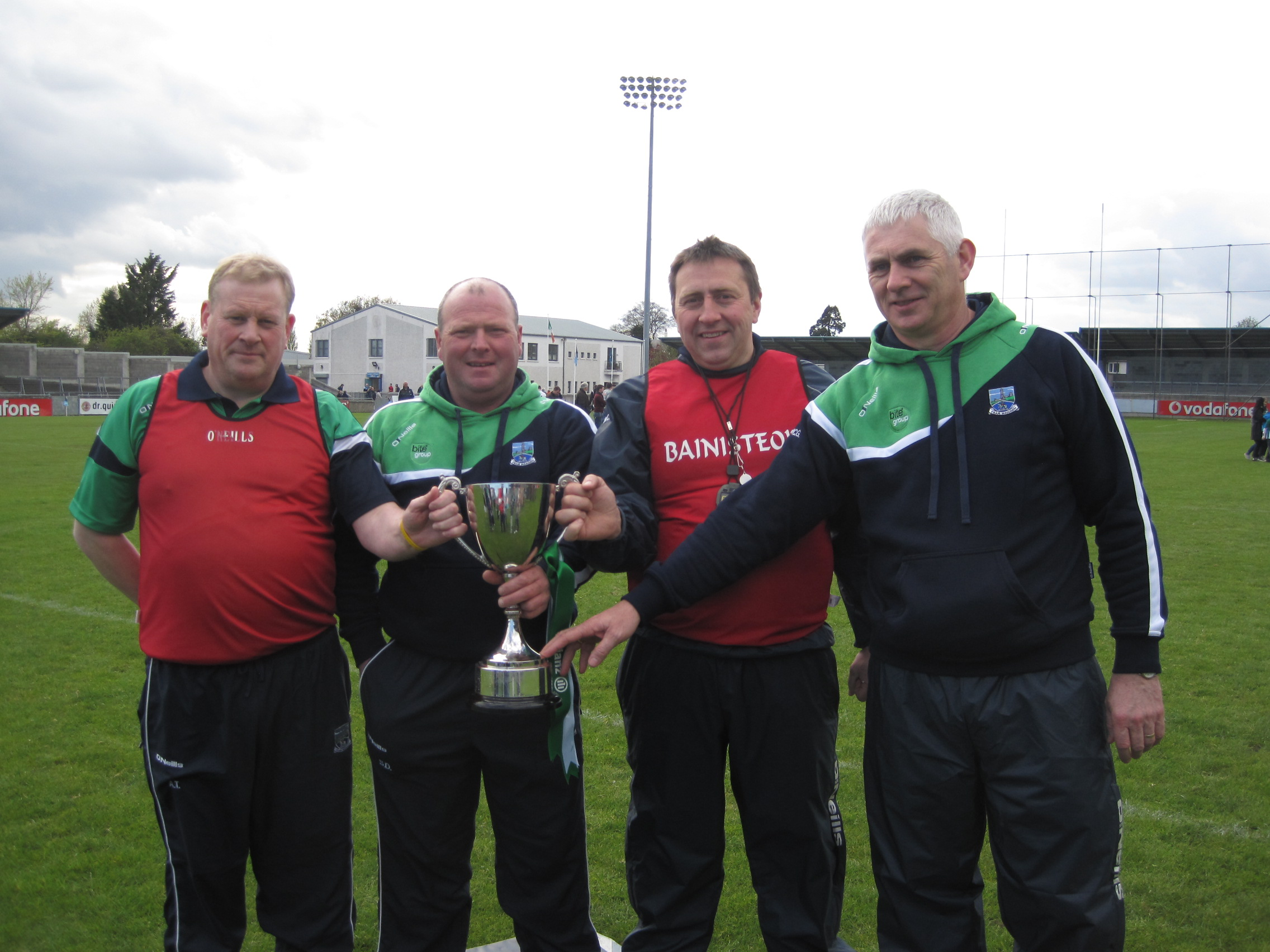 Fermanagh Hurlers Win Division 3B Title & Gain Promotion