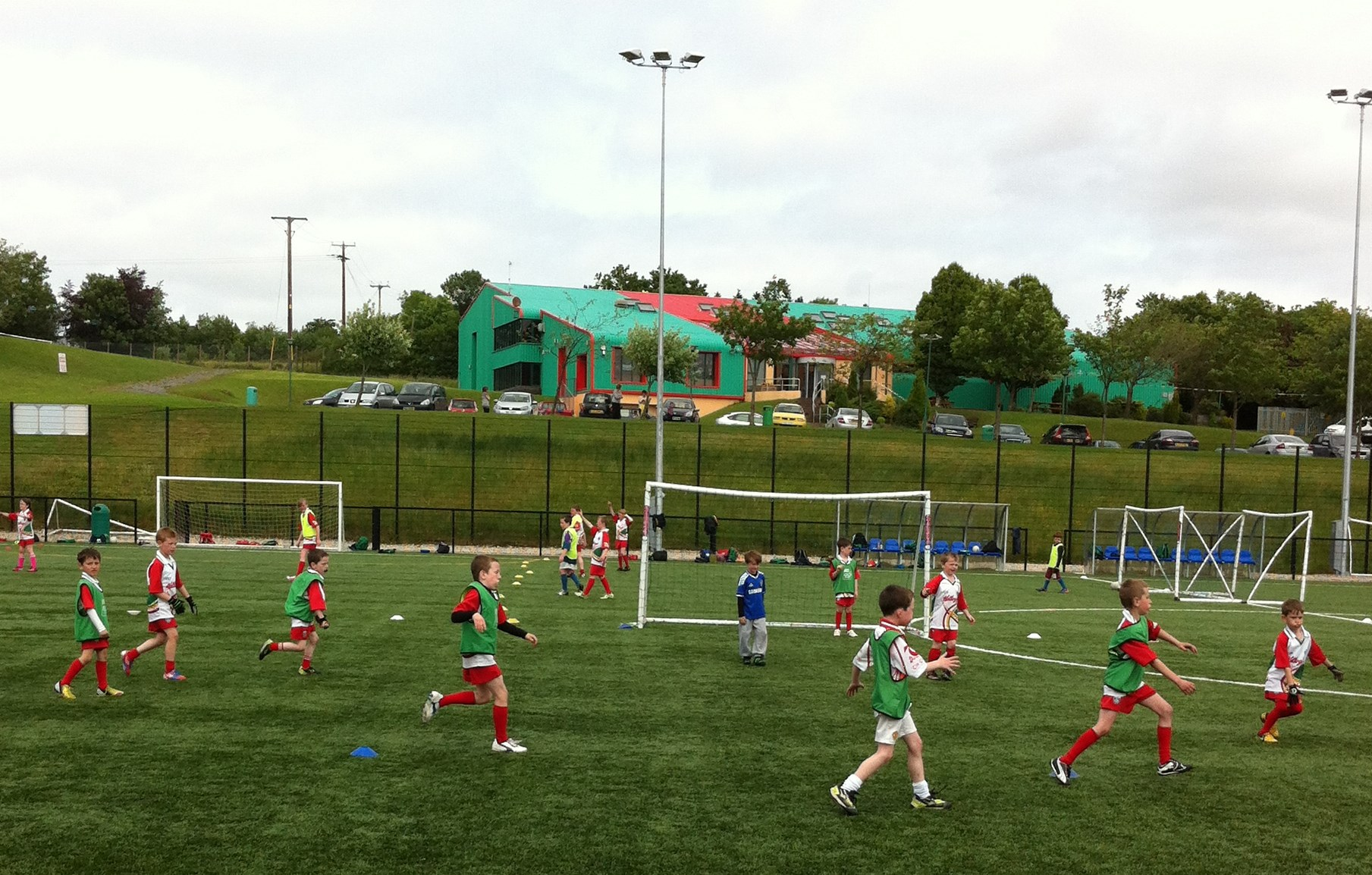 Easter Camp Closing date Friday 25th