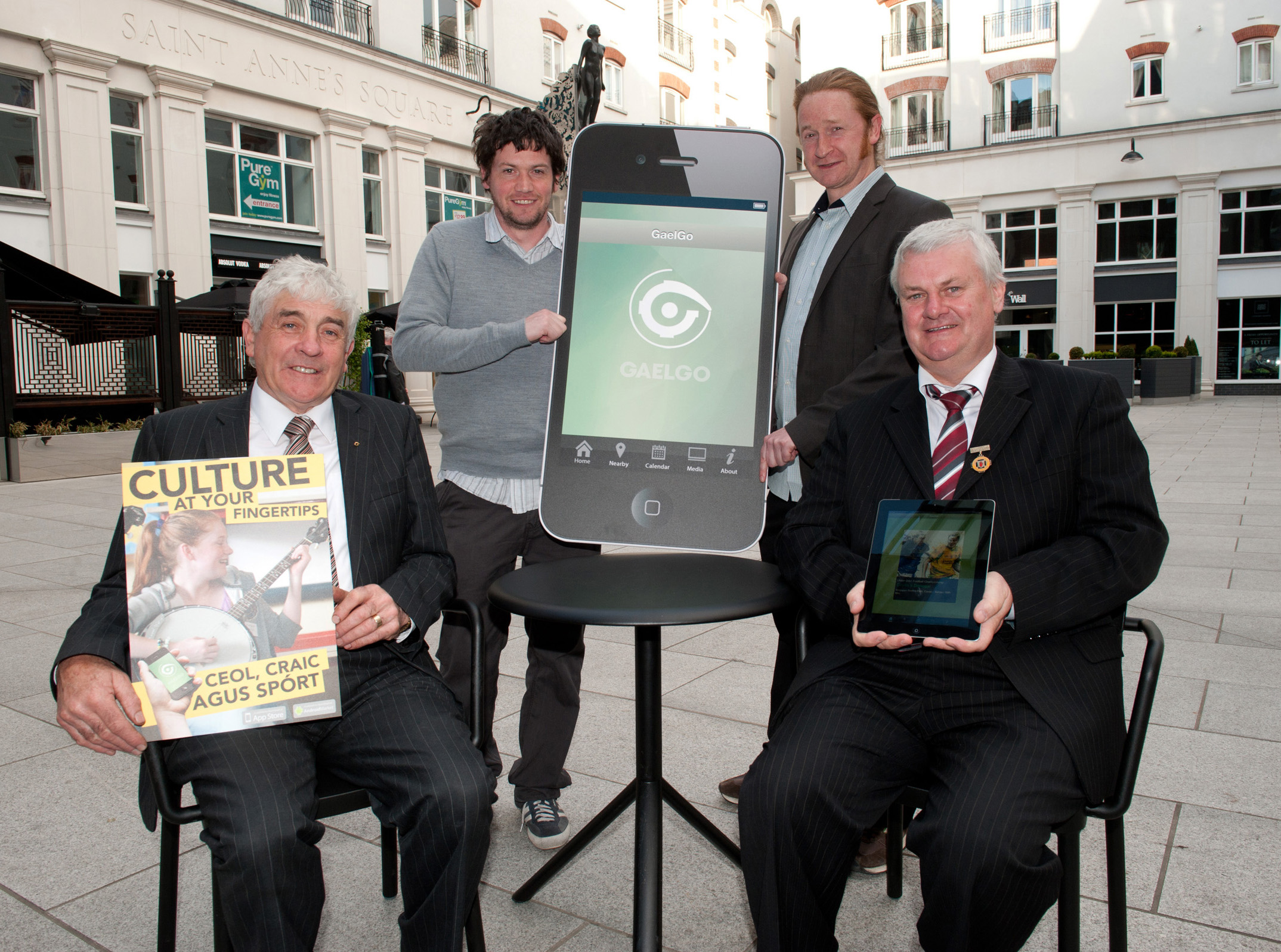 GaelGo App available to download