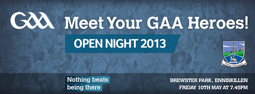 Fermanagh GAA Fans Night