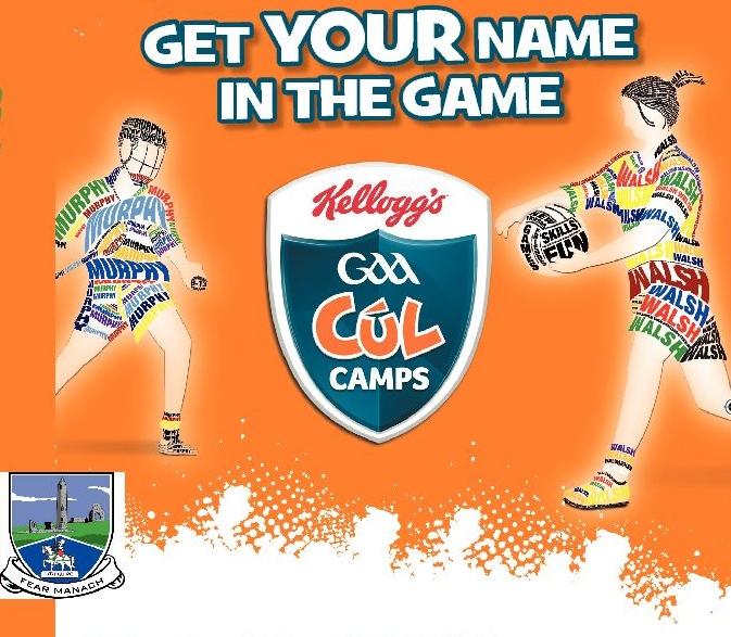 Kellogg's GAA Summer Cúl Camps