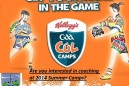 Fermanagh Kellogg's 2014 Cúl Camp Coaching Application