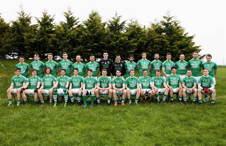 Fermanagh Team to Play Antrim