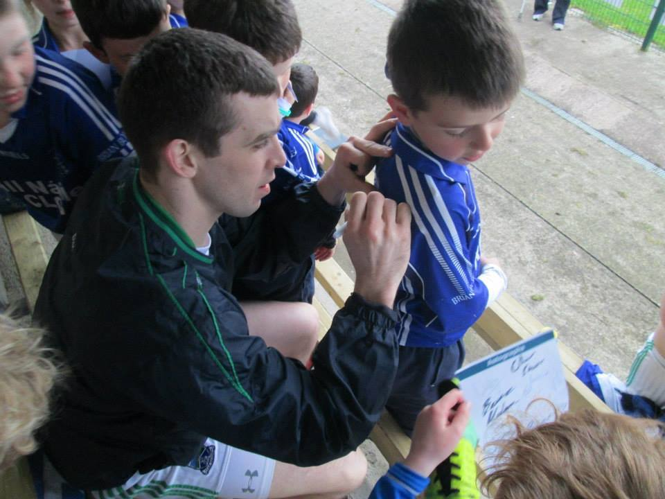 Fermanagh GAA Meet your Hero's & Go Games Blitz
