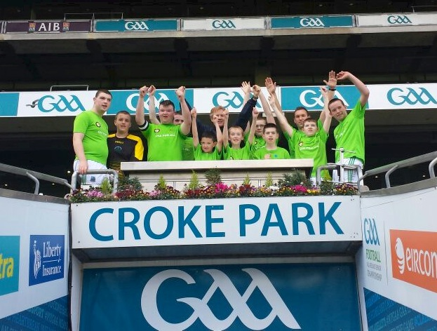 Fermanagh Croke Park Activity Day 2014