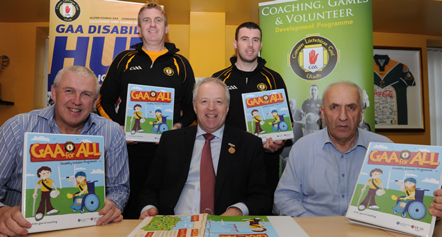 GAA for All Disability Inclusion Workshop
