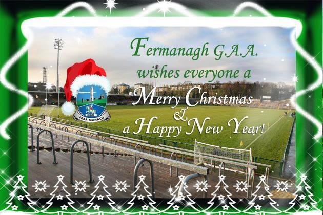 Merry Christmas from Fermanagh GAA