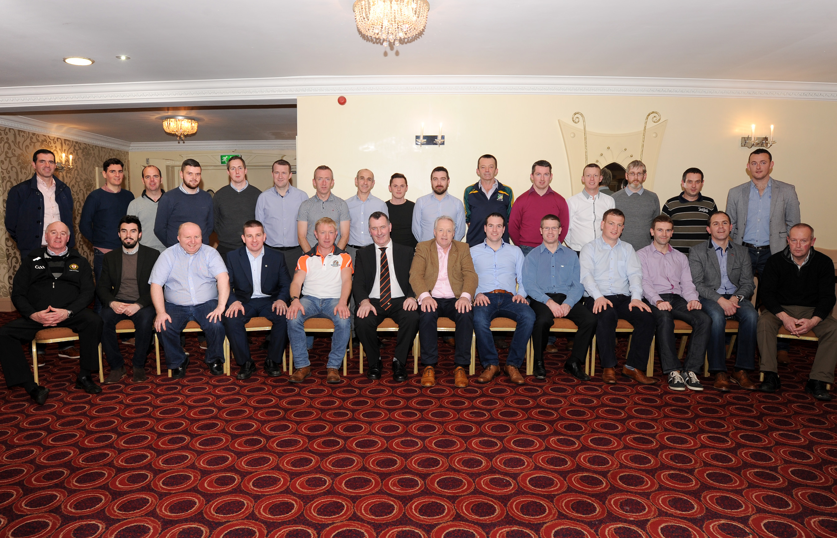 Fermanagh refs get awards