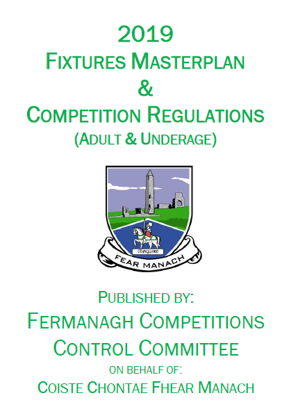 The 2019 Fermanagh Fixtures Masterplan