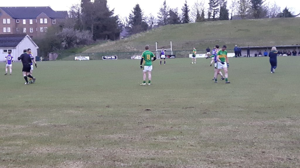 Derrygonnelly defeat Irvinestown by 6