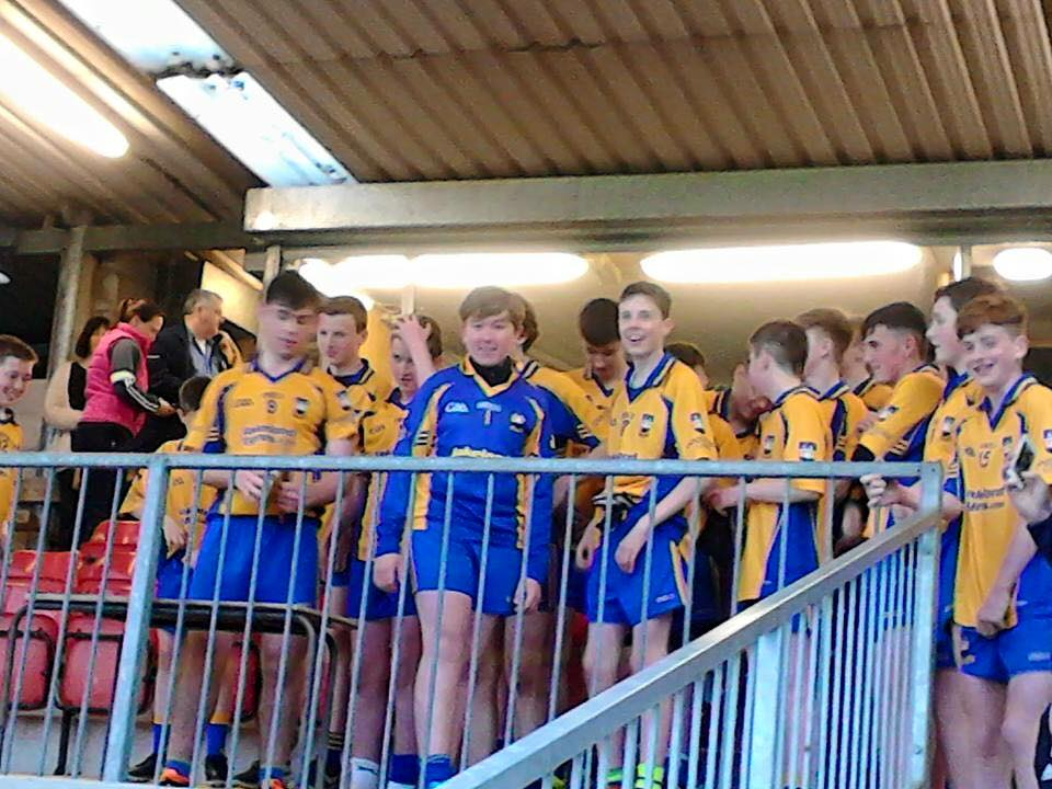 Well done Enniskillen Gaels