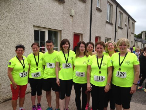 Derrygonnelly Harps Couch to 5k culminates in 5/10k road race