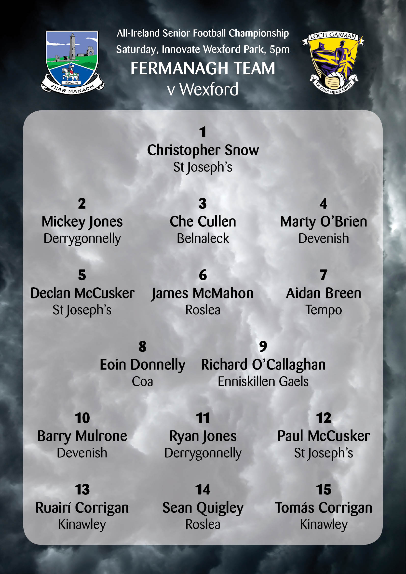 Fermanagh TEAM named