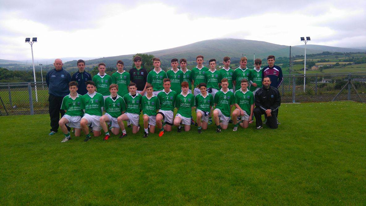 Fermanagh Under-15's chalk up a double win