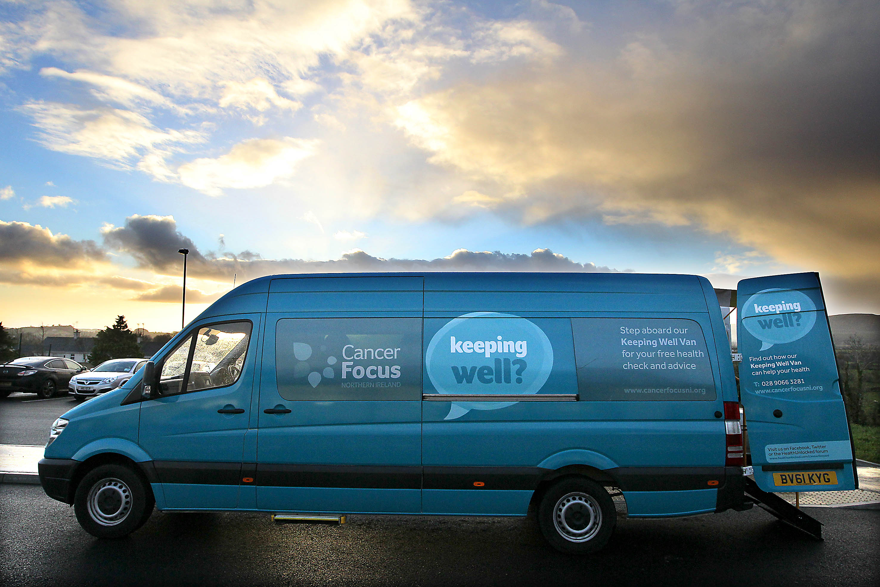 Health check van is coming to Fermanagh GAA clubs