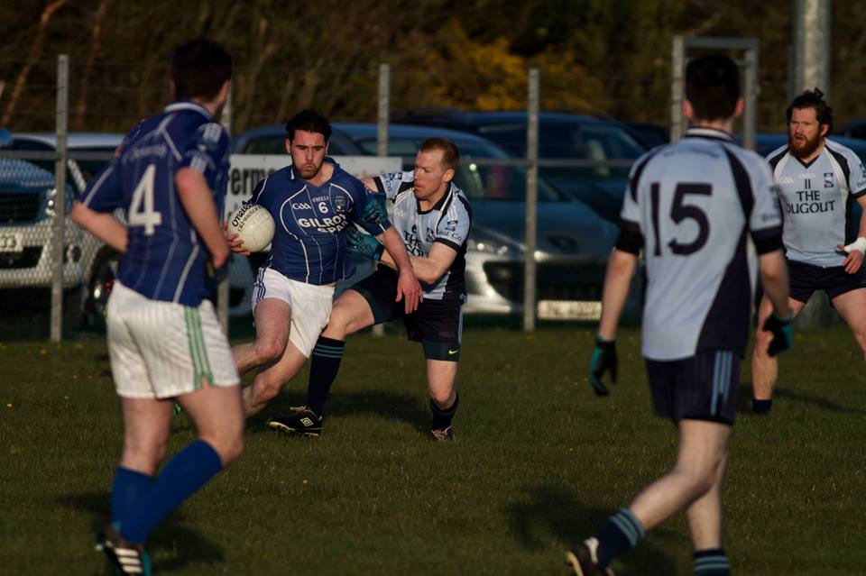 Quinn Building Products Fermanagh SFC Quarter Finals