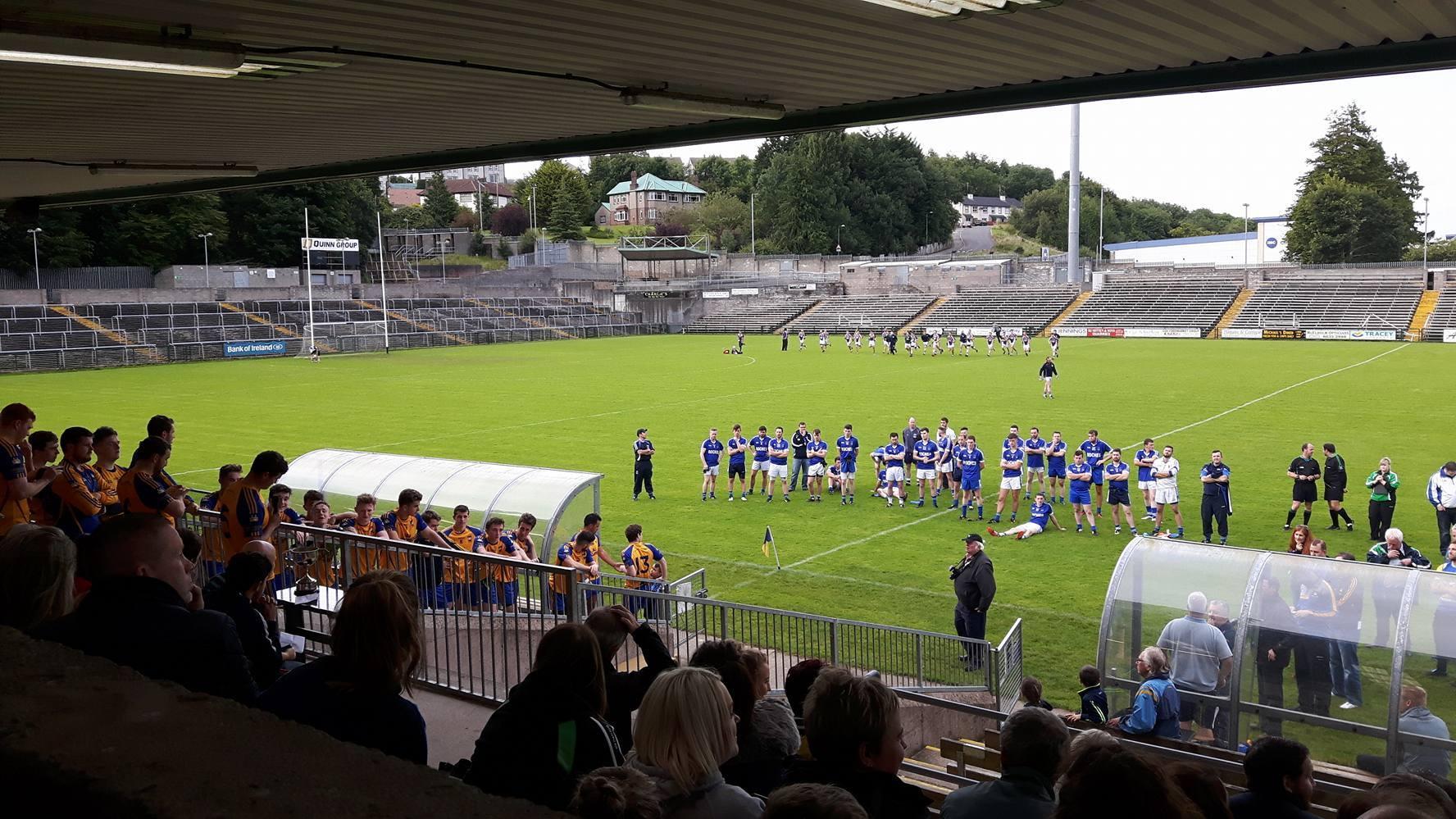Enniskillen Gaels claim League success