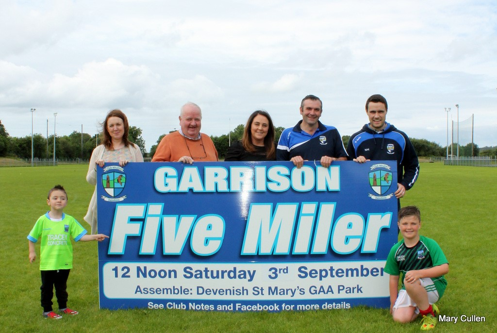 Devenish GAA 5 Miler