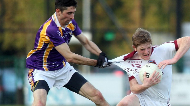 Fermanagh clubs in Ulster Club action