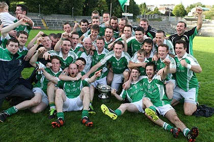 Last 20 Fermanagh SFC Finals