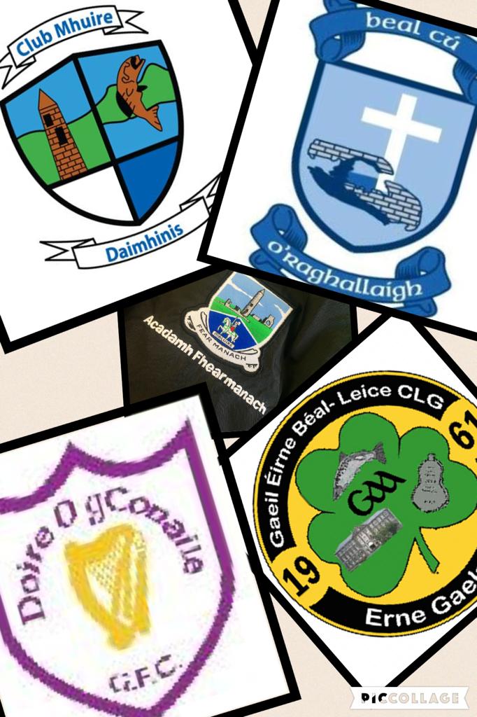 U13/U14 Regional Development – Derrygonnelly Area
