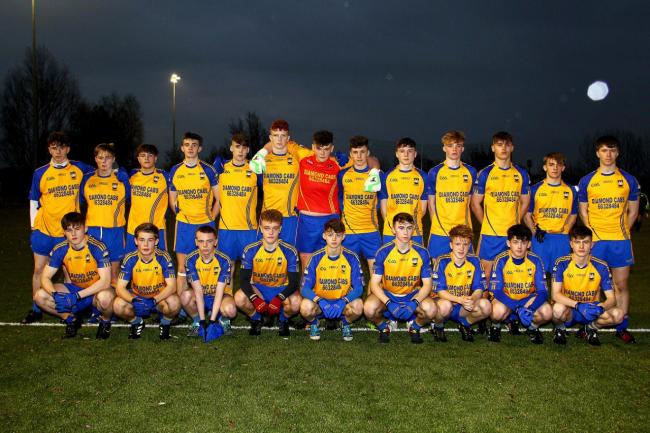 Enniskillen Gaels bow out of St Pauls Ulster Minor Club Championship