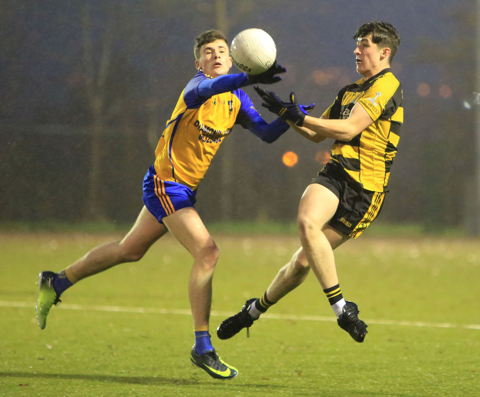 Enniskillen Gaels go in search of an Ulster Club Final place