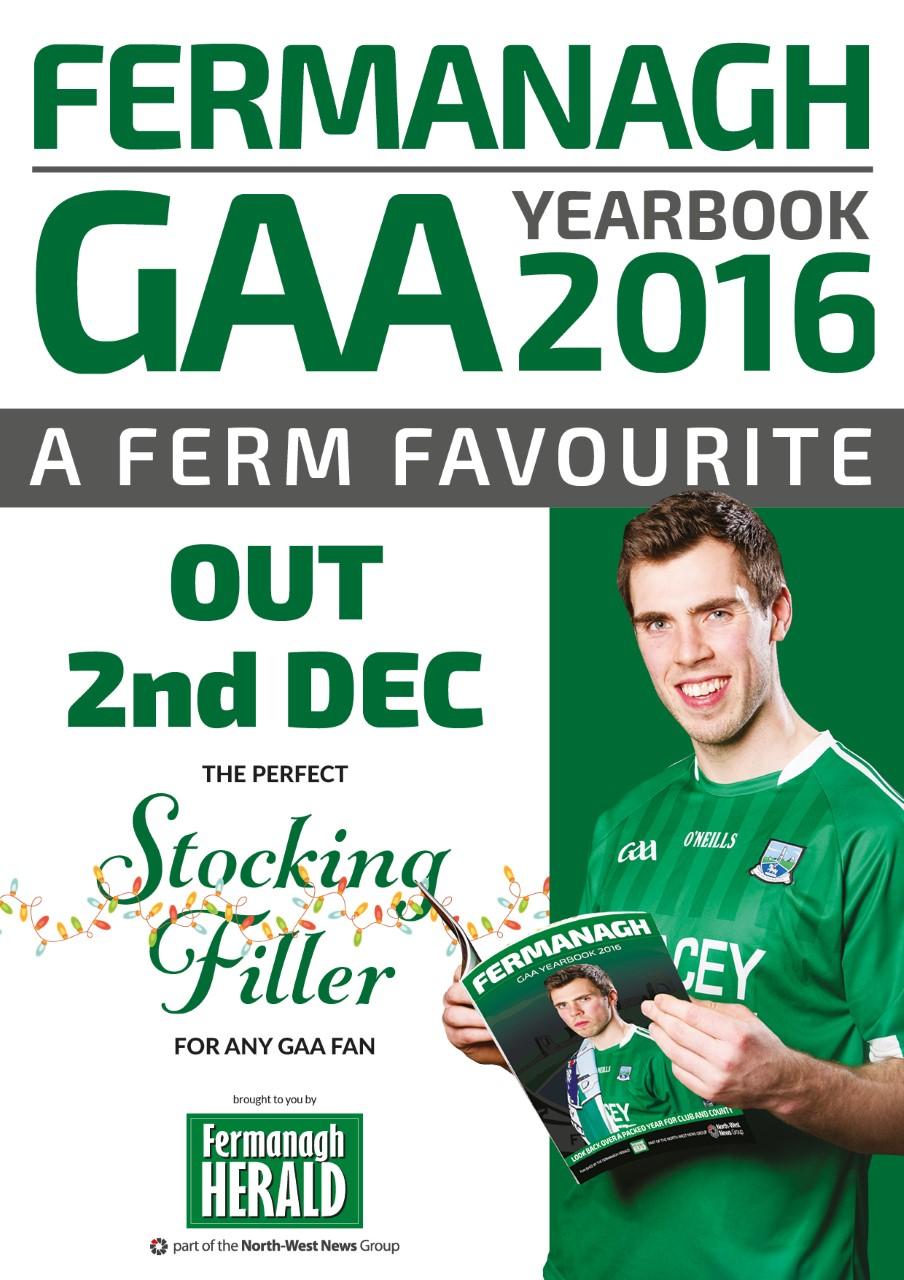 Fermanagh GAA Yearbook 2016