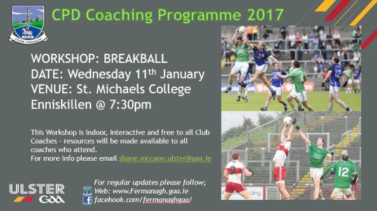 Coaching Workshop: Breakball