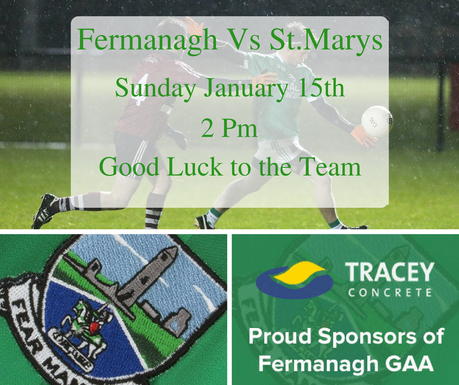 Fermanagh v St Marys PREVIEW