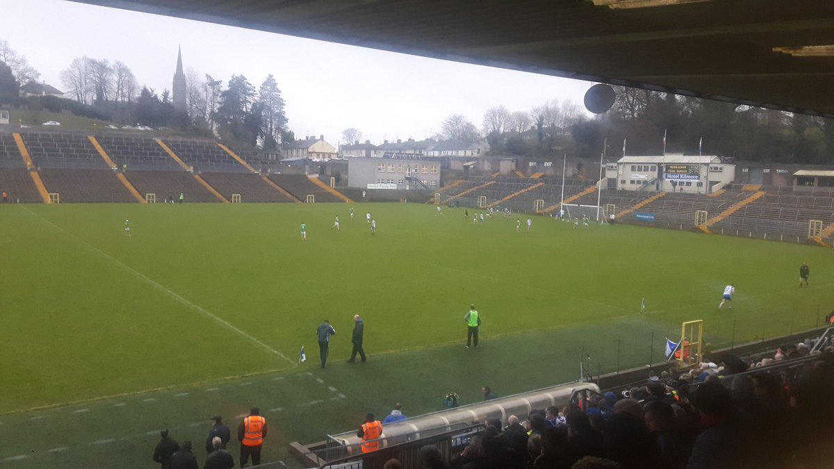 Monaghan 1-13 v Fermanagh 0-15