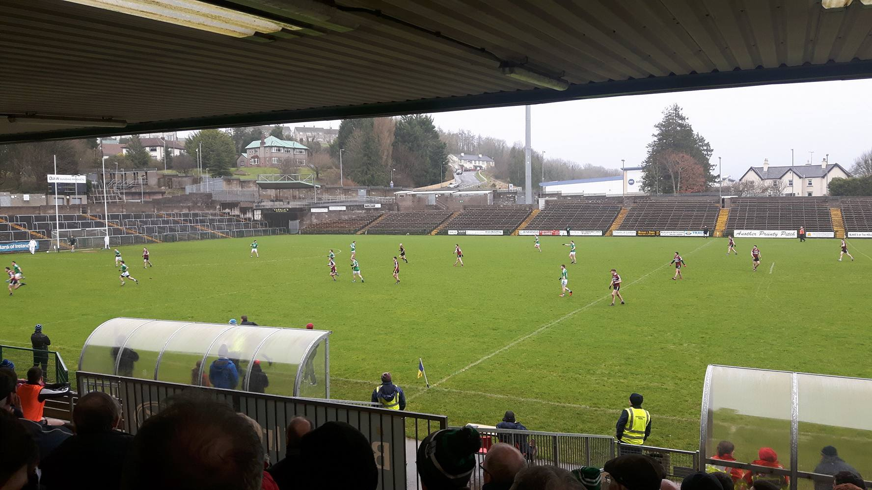 Fermanagh come good against St Marys