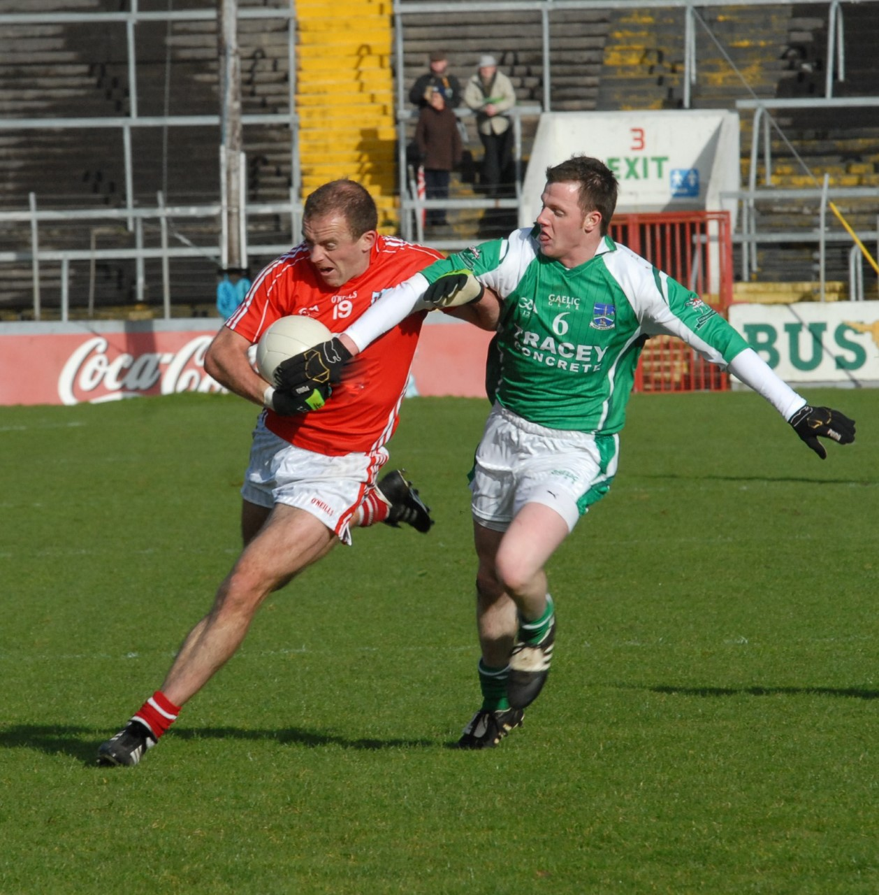 Few pics from previous Cork v Fermanagh clash