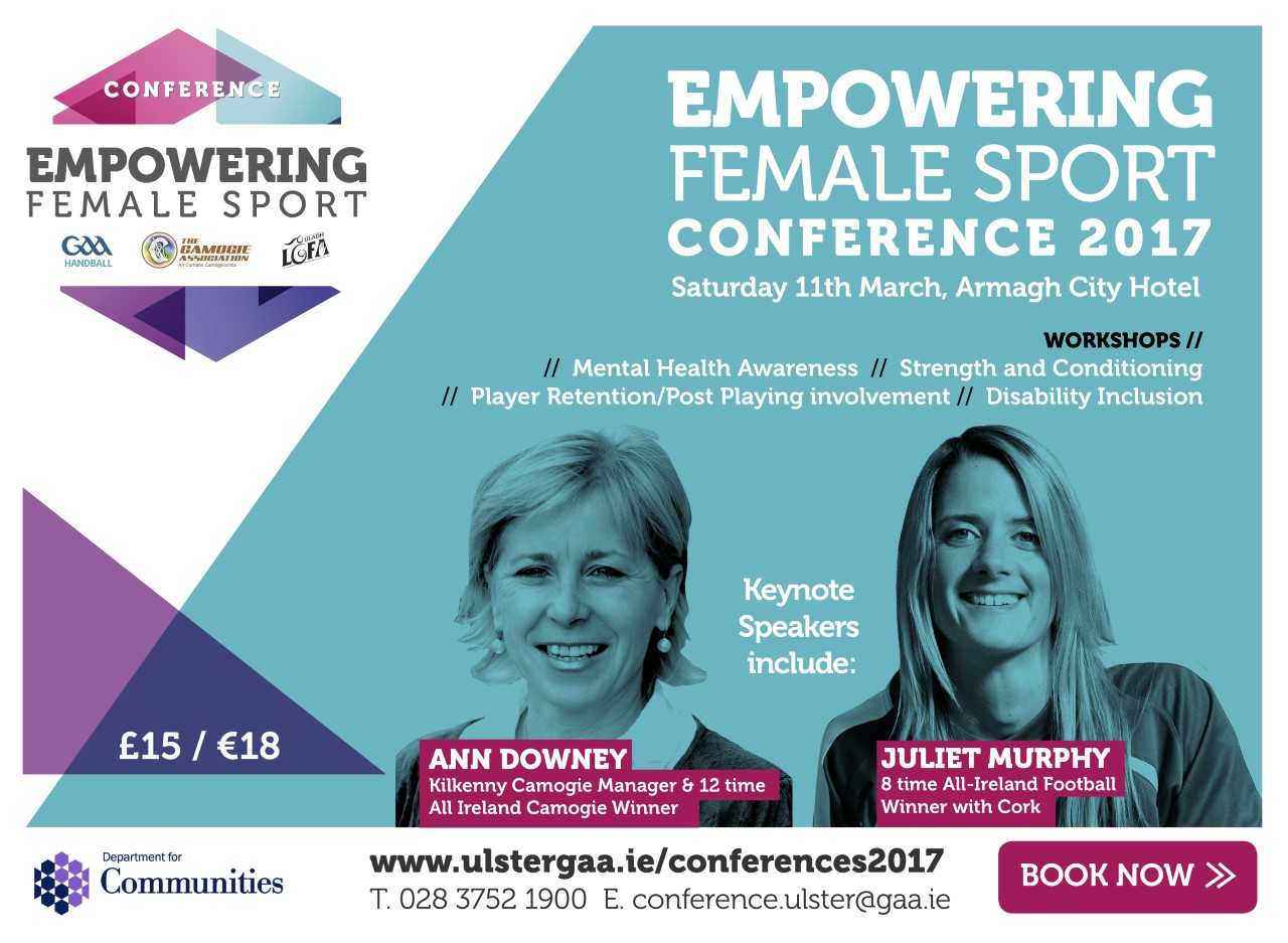 'Empowering Female Sport'