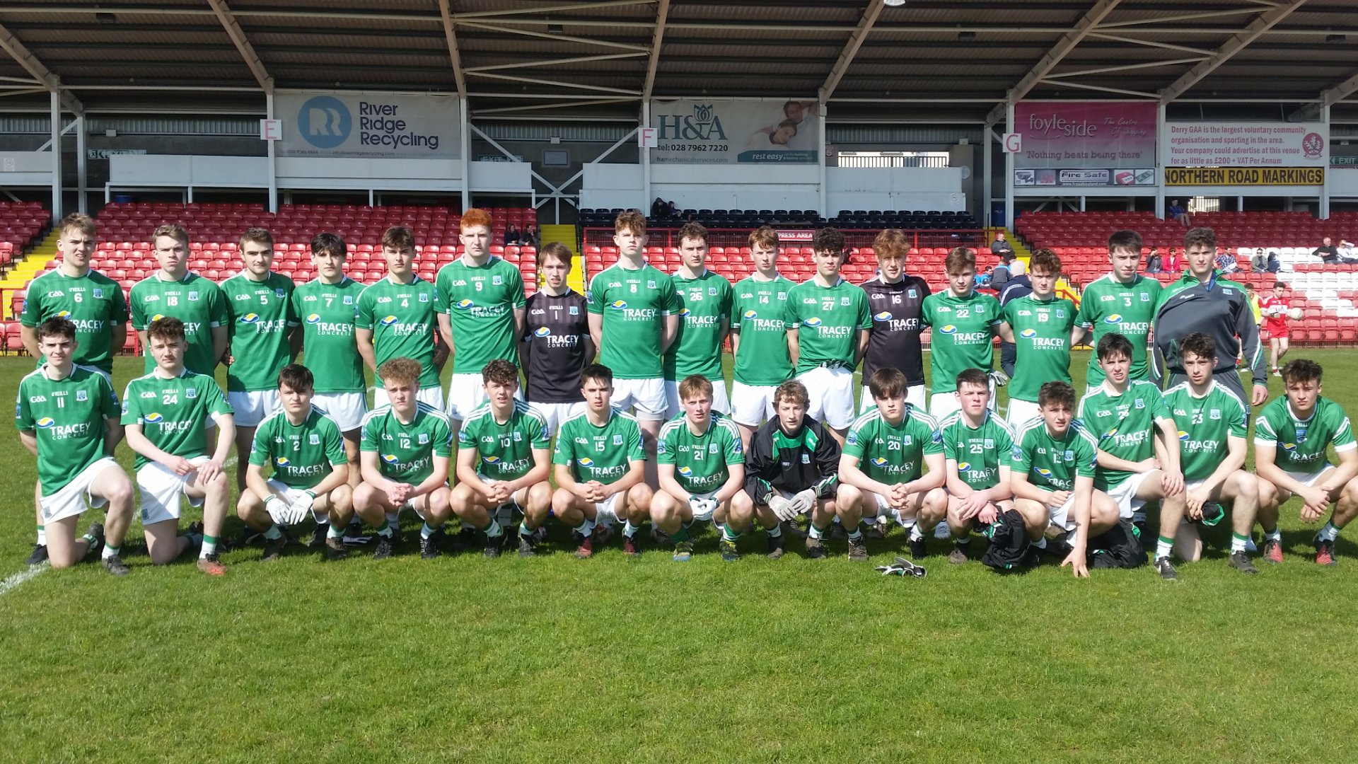 Fermanagh Minors now face Armagh