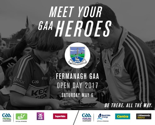 Meet the Fermanagh players