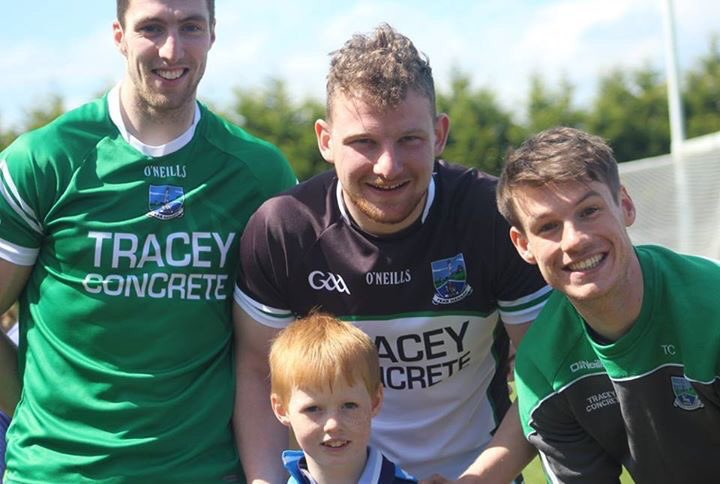 Successful Club Eirne Blitz & Meet Your Hero's