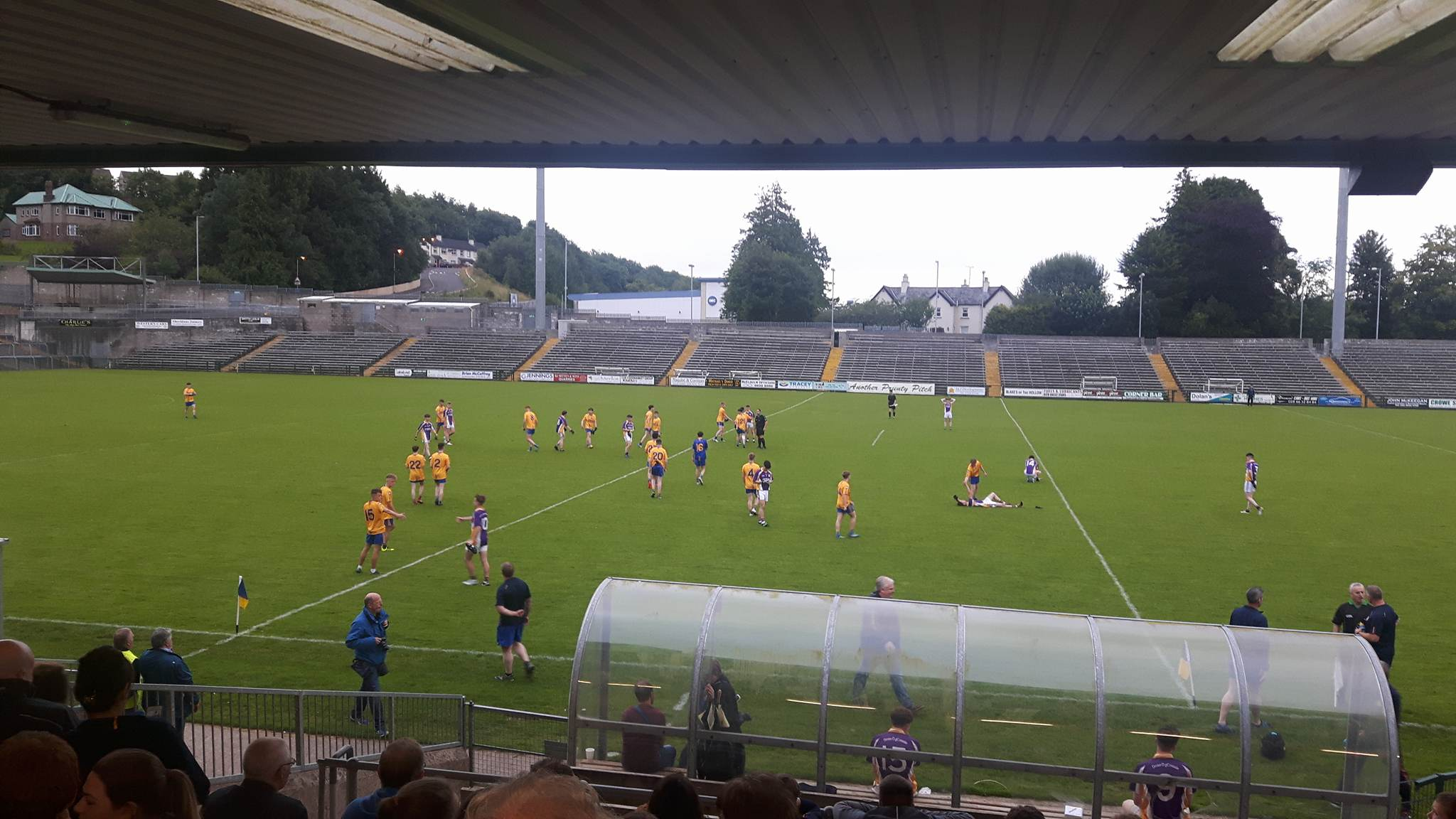Enniskillen Gaels make it 3 in a row