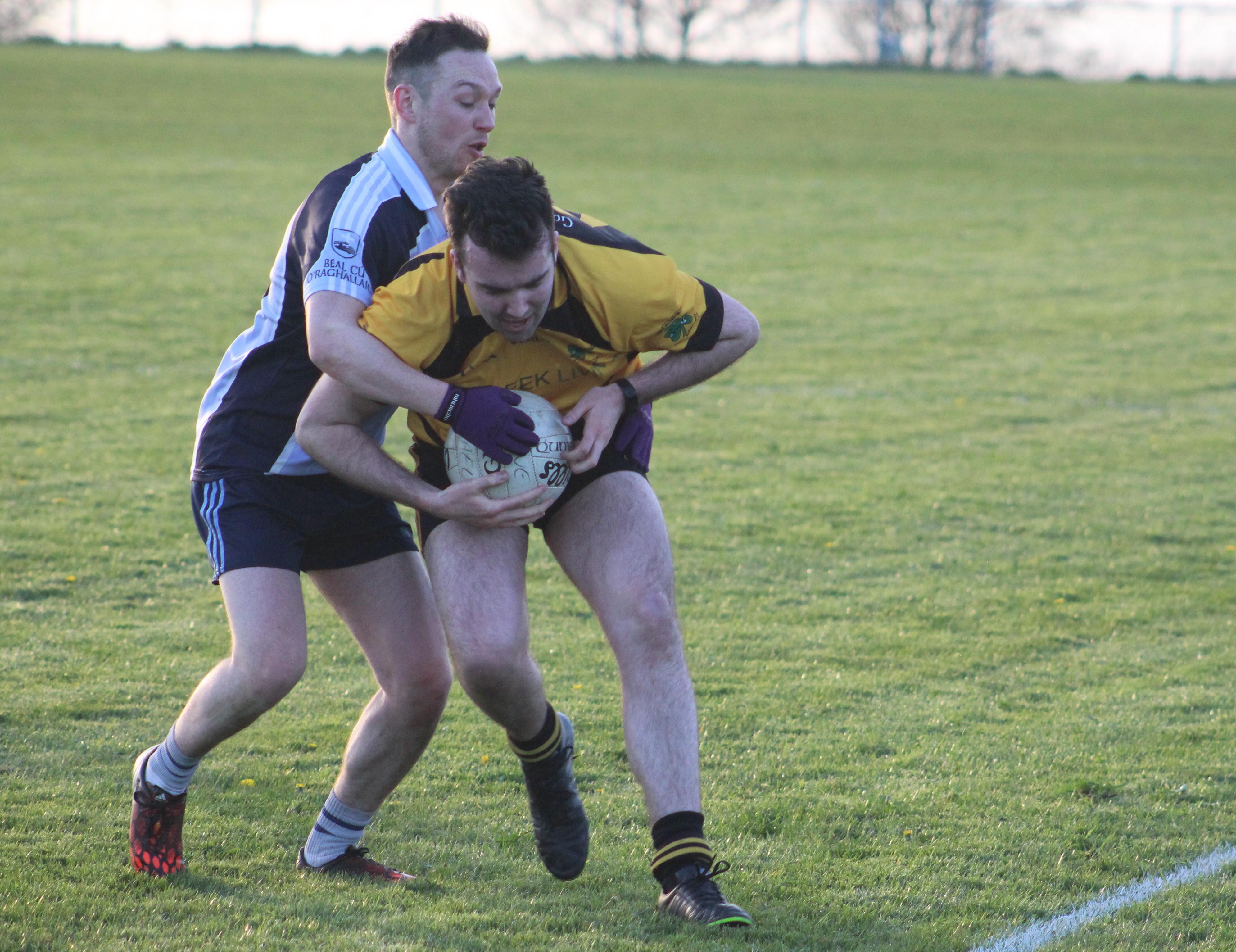 Fermanagh Reserve 'B' Championship draw
