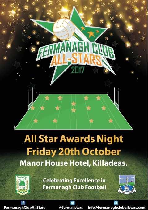 Fermanagh Club Gala Awards night 2017 – Ticket update