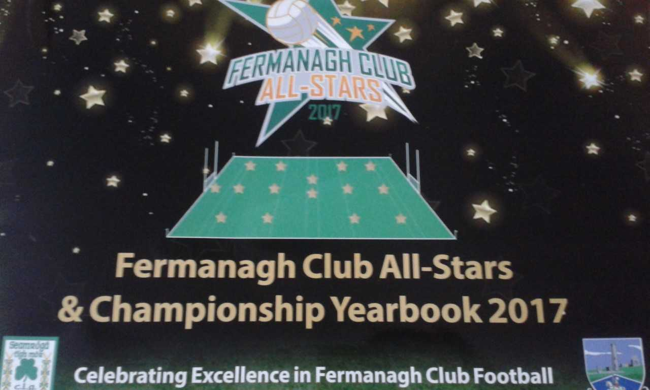 Fermanagh Club All Star book is out now