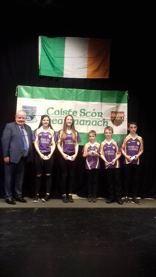 Scor na Nog winners
