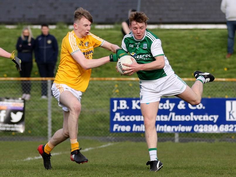 Next up for Minors is Cavan in Brewster Park