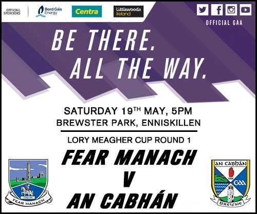 Fermanagh hurlers start v Cavan