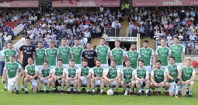 Fermanagh Team named for Ulster Final